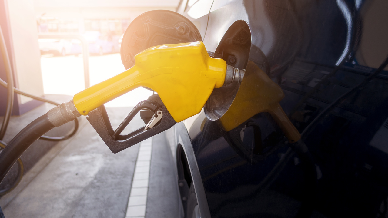 At The Pump For Fuel Delivery Service
